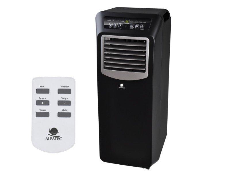 climatiseur mobile ac12ch alpatec. Black Bedroom Furniture Sets. Home Design Ideas