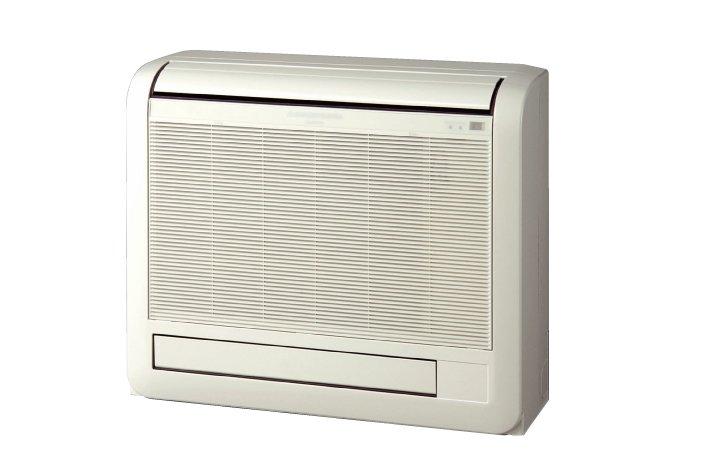 Climatisation r versible console mfz ka50va e4 double flux mitsubishi - Console climatisation reversible ...