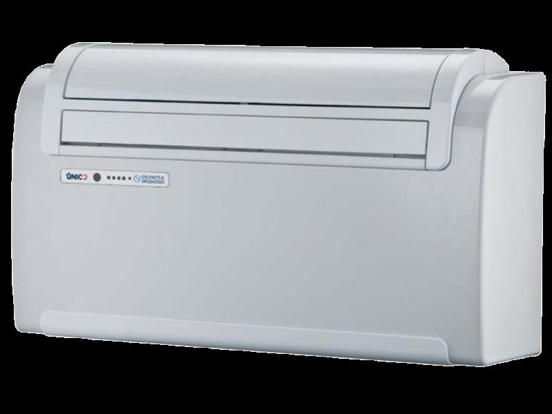 High Quality UNICO Smart 12 HP Climatiseur Console Sans Unité Extérieure   Réversible    Non Inverter