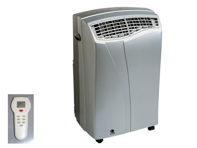 climatiseur mobile acs 143 eitp alpatec. Black Bedroom Furniture Sets. Home Design Ideas