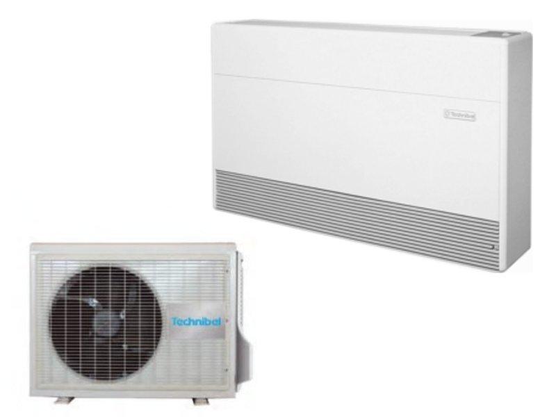 climatiseur basse temp rature cscf 208 ll5 technibel. Black Bedroom Furniture Sets. Home Design Ideas