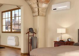 climatisation r versible pour plusieurs pi ces soluclim. Black Bedroom Furniture Sets. Home Design Ideas