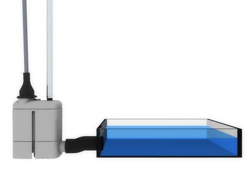 pompe de relevage des condensats monobloc mini pompe si10 sauermann. Black Bedroom Furniture Sets. Home Design Ideas