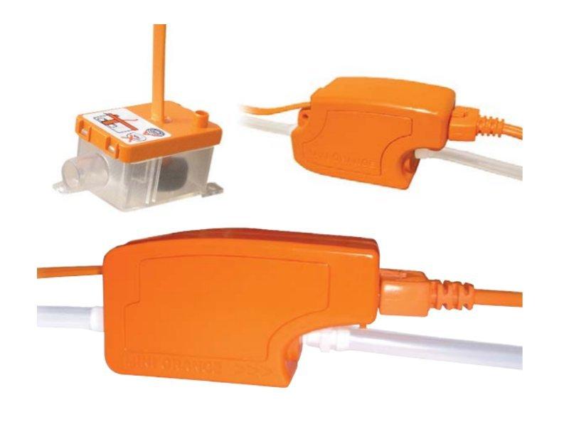pompe mini orange aspen miniorange relevage des condensats climatiseur. Black Bedroom Furniture Sets. Home Design Ideas