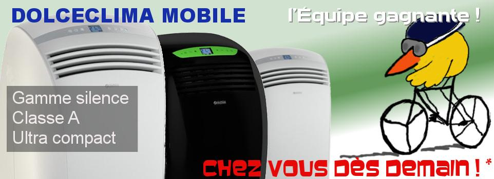CLIMATISEUR MOBILE