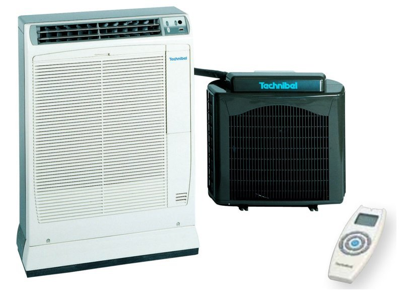 climatiseur mobile scdf 101 r technibel. Black Bedroom Furniture Sets. Home Design Ideas
