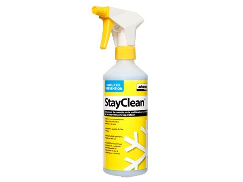 StayClean Comprimés-Air conditionné désinfectant